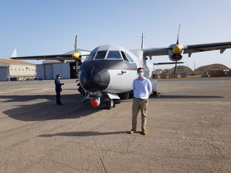 Senegal Air Force CN-235