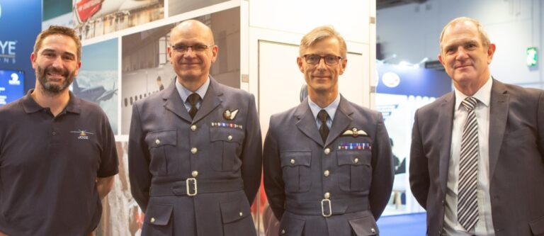 JD2E & 2Excel partner to deliver RAF aircrew training